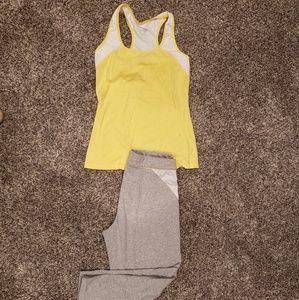 2pc Woman Workout Set